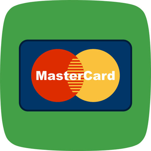 card, master, method, payment icon
