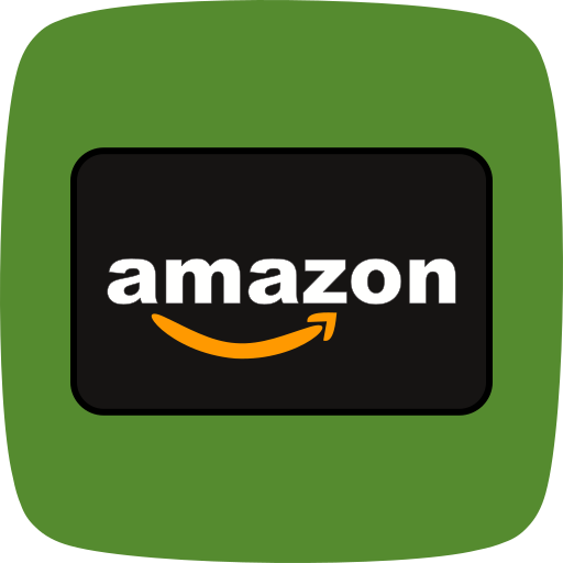 amazon, card, method, payment icon