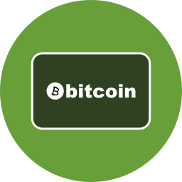 bitcoin, card, method, payment icon