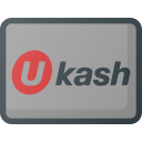 credit, money, online, pay, payments, send, ukash icon