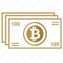 bitcoin, money, pay, payment icon
