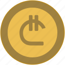 coin, exchange, georgia, lari, money, value