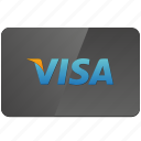 card, credit, pay, payment, visa