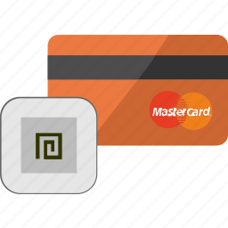 banking, card, credit, pay, rfid, service icon