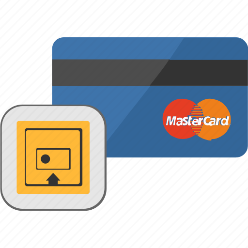 banking, card, credit, pay, paypass, rfid, service icon