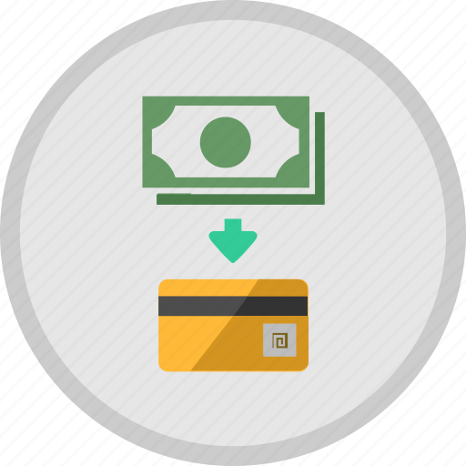 card, credit, dollar, insert, money, usd icon