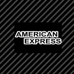 americanexpresscredit, bank, card, debit, transaction icon