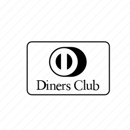 bank, card, credit, debit, dinersclub, transaction icon