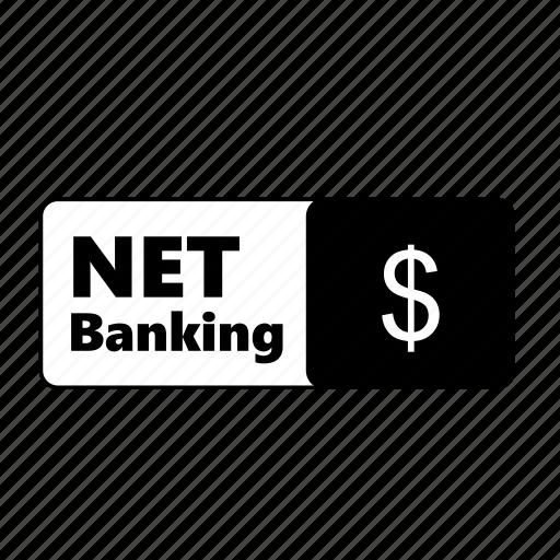 bank, card, credit, debit, netbanking, transaction icon