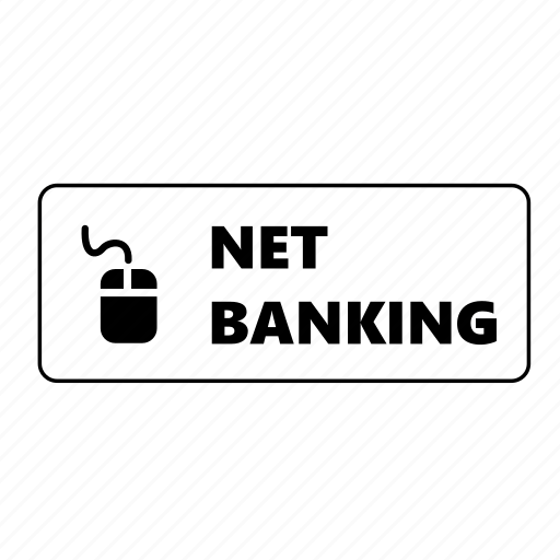 bank, card, credit, debit, netbanking, transaction icon