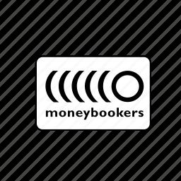 bank, card, credit, debit, monetbookers, transaction icon