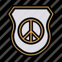 guarantee, hippie, love, peace, respect