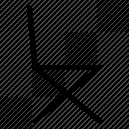 chair, furniture, interior, rest, sit icon
