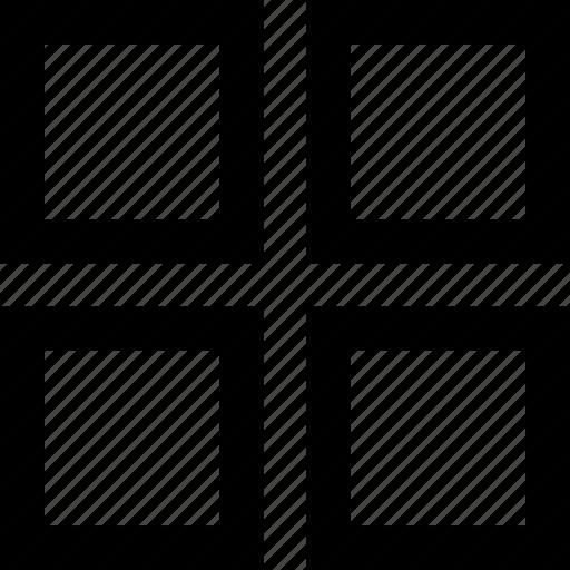 boxes, goods, square, squares icon