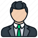 business, formal, headshot, male, people, person, profile icon
