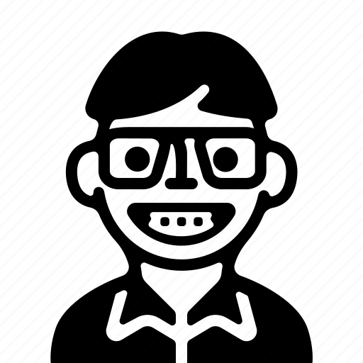 braces, geek, math, nerd, programmer icon