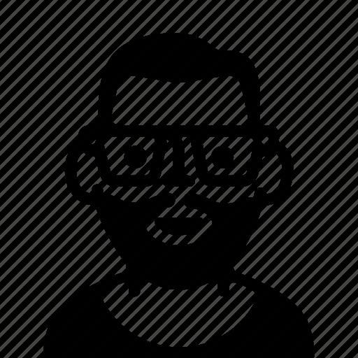 artist, beard, designer, geek, hipster icon