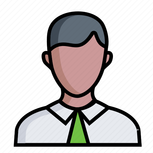 account, avatar, business, man, men, person, user icon