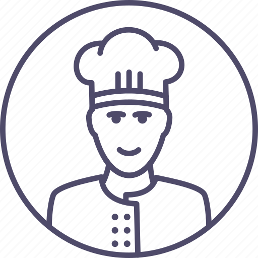 chef, cook, cooking, cuisine, food, kitchen icon