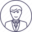 composer, conductor, gentelman, man, mister, professor icon
