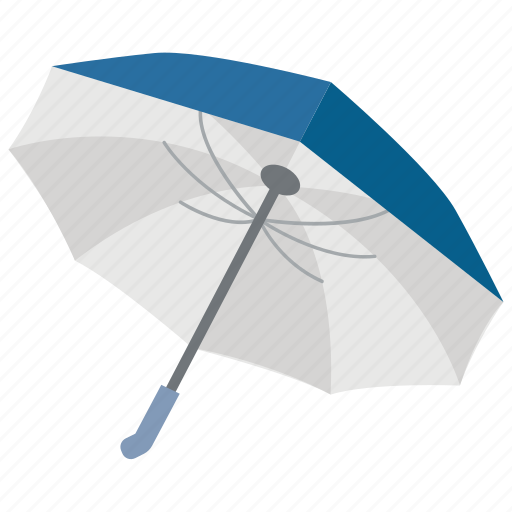 brolly, bumbershoot, gamp, parasol, rain, sunshade, umbrella icon