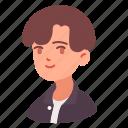 avatar, boy, male, man, people, teen, user icon