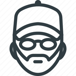 avatar, head, people, spielberg, steven icon