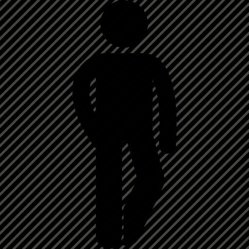 body, cool, human, language, people, posture, standing icon