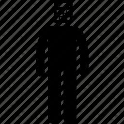 attidude, behaviour, calculative, characteristic, human icon
