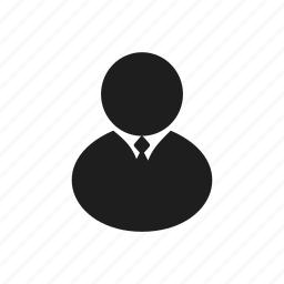 contour, man, people, person, silhouette icon