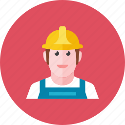 3, construction, worker icon