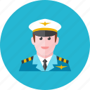 1, pilot icon