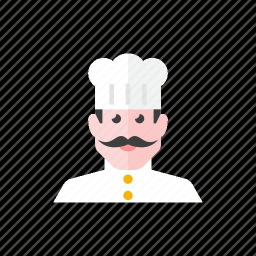 1, chef icon
