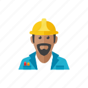 2, construction, worker icon