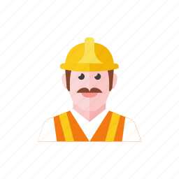 1, road, worker icon