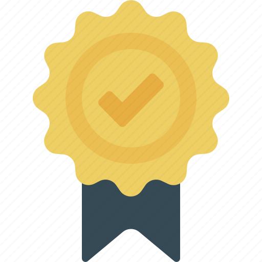Badge, achievement, award, prize, winner icon - Download on Iconfinder