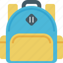 bag, child, kid icon