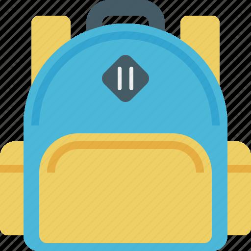 bag, child, kid icon