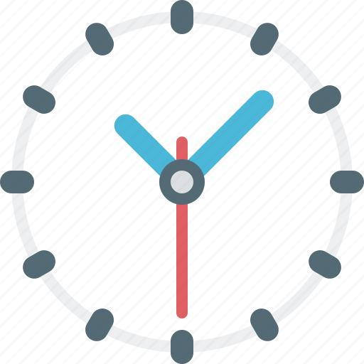 Clock, alarm, schedule, time, watch icon - Download on Iconfinder
