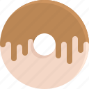 dessert, donuts, food, sweet snack icon