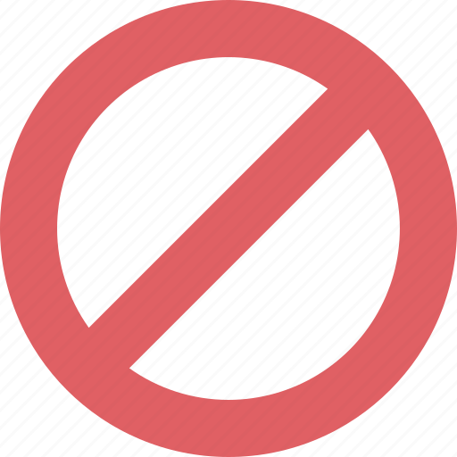 Stop, cancel, media, sign icon - Download on Iconfinder