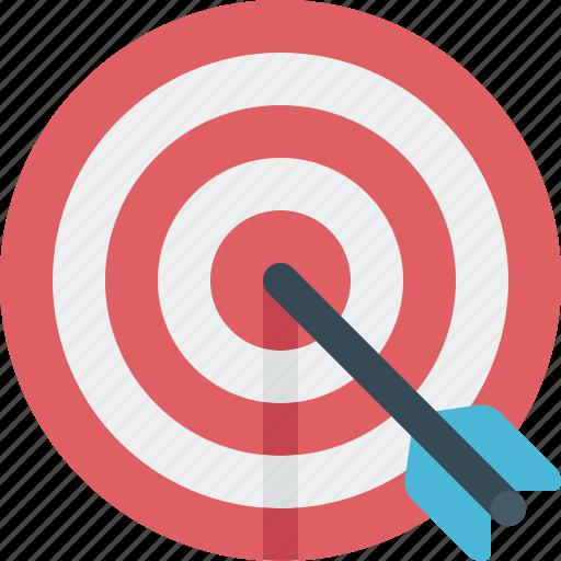 Target, bullseye, focus, goal icon - Download on Iconfinder