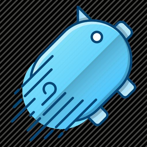 bank, banking, fast, performance, piggy, savings icon
