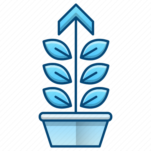Finance, growth, investments, performance icon - Download on Iconfinder