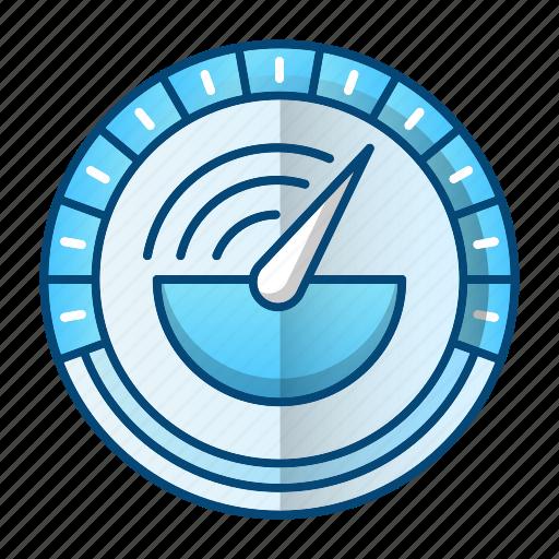 chronometer, fast, performance, speed icon