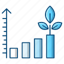 growth, optimization, performance, seo icon