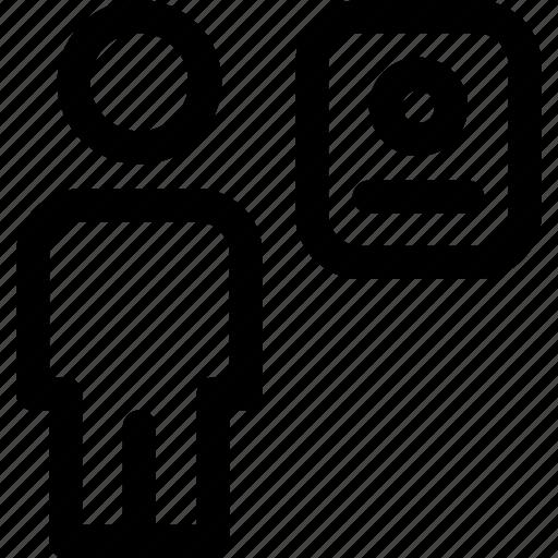avatar, body, description, human, profile icon