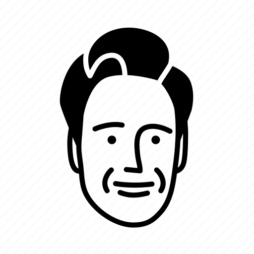 face, head, man, person, persona, user icon