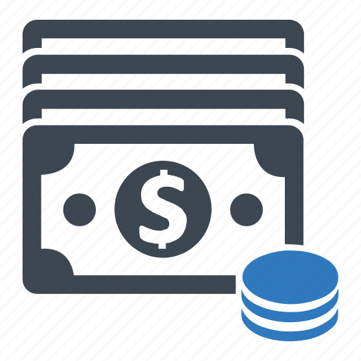 cash, deposit, money icon