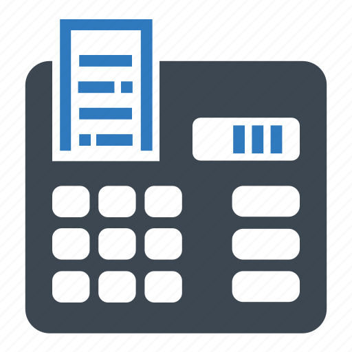 Receipt, calculator, tax icon - Download on Iconfinder